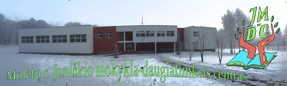 Molėtų r. Joniškio mokykla – daugiafunkcis centras